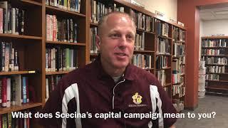 Scecina passes $4.8 million toward $6 million capital campaign goal