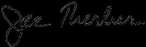 Joe Therber signature