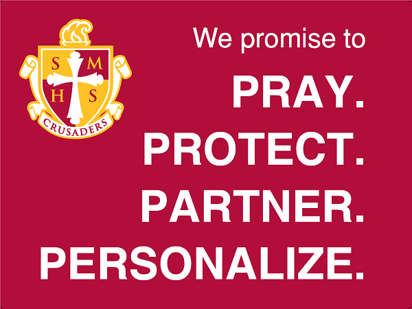 President Therber: We will pray, protect, partner, personalize