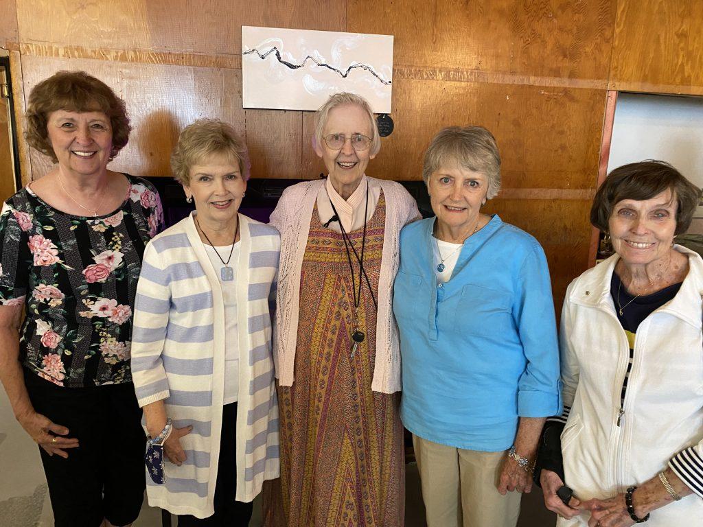 Farewell, Sister Sheila