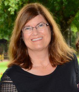 headshot of Julanne Sausser